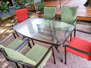 Patio furniture set Outdoor aluminium for Sale in Cypress, TX
