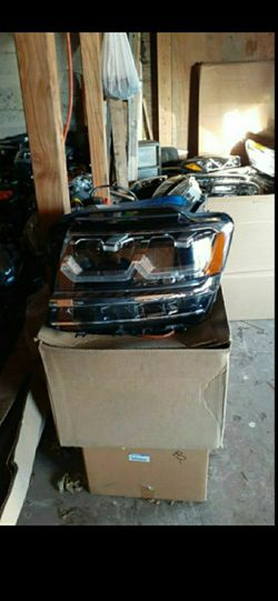 2018-2020 Volkswagen ATLAS headlight full LED LH OEM for Sale in Dallas,  TX