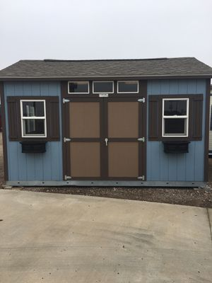 12x16 Premier Ranch Shed for Sale in Amarillo, TX
