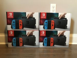 Nintendo Switch 32GB Console (BRAND NEW IN BOX) for Sale in Philadelphia, PA