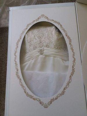 Strapless white wedding dress for Sale in Walton, KY