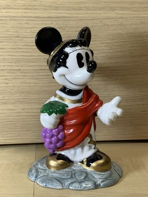 Disney Minnie Mouse as a Roman Ceramic Figurines for Sale in Los Angeles, CA