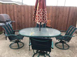 Patio furniture for Sale in Dallas, TX