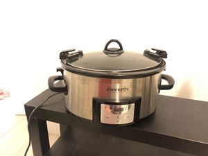 Crock pot the original slow cooker never used for Sale in Miami, FL