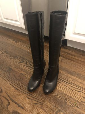 Nine West high boots, women size 7.5 for Sale in West Chester, PA