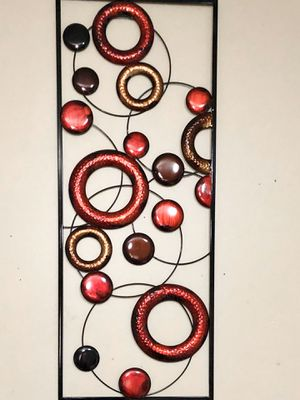 Beautiful Wall Decor (2 available) for Sale in Mokena, IL