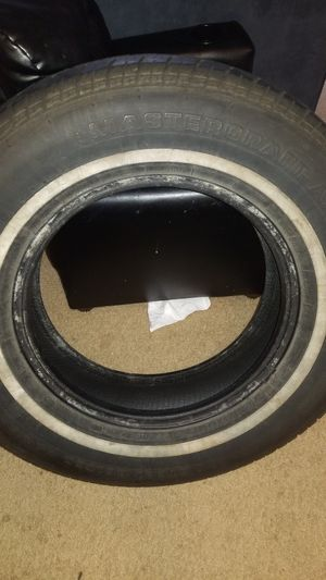 Used Tire. MasterCraft A/S for Sale in Silver Spring, MD
