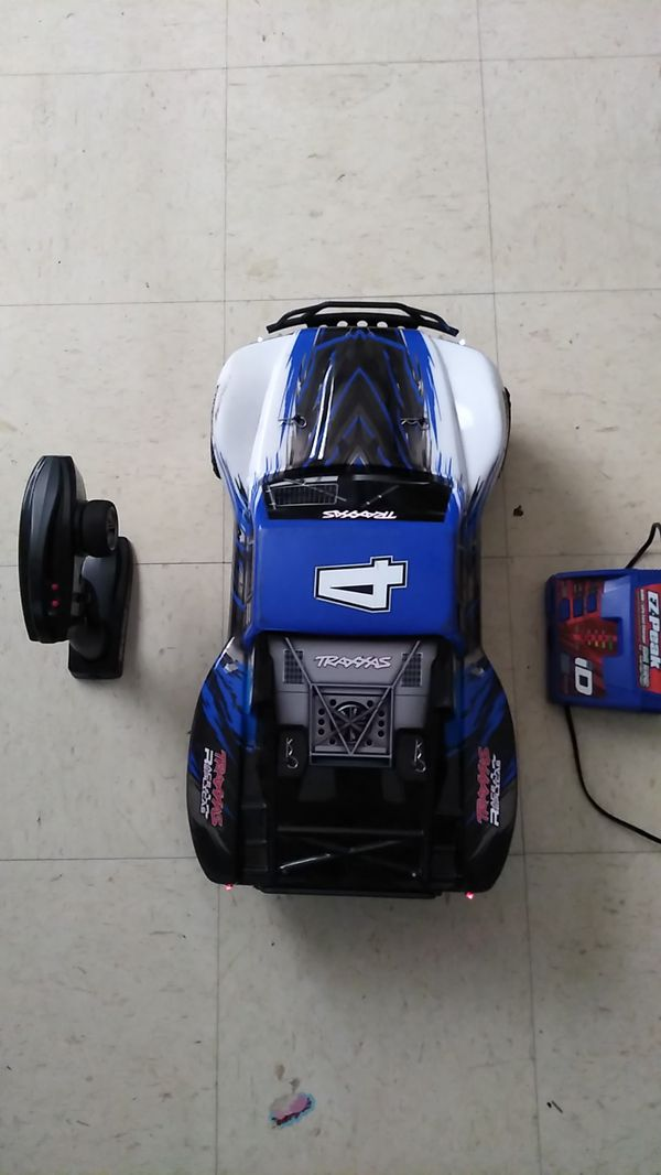 Traxxas it fast 60+ mph it from the hobby shop