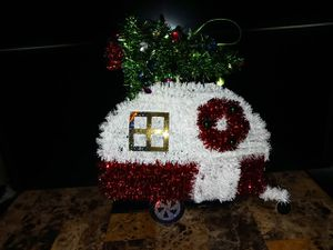 HAPPY CAMPER XMAS DECO! for Sale in San Leandro, CA