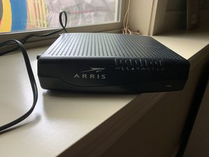 Arris TG862g xfinity DOCSIS 3.0 cable model with Wi-Fi for Sale in Portland, OR