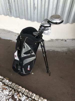 RAM GOLF CLUBS HAVE BEEN USED BUT STILL IN GREAT SHAPE for Sale in Pembroke Pines, FL