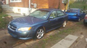 Estoy vendiendo un Subaru Legancy for Sale in Forest Heights, MD