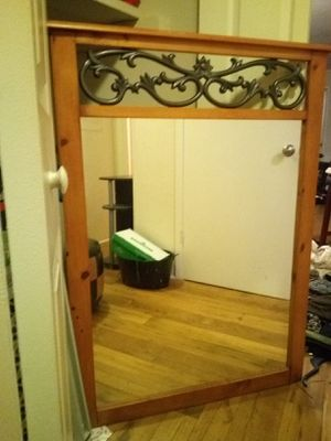 Big mirror for Sale in Warner Robins, GA