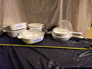 Vintage Corningware®Blue CornflowerSet for Sale in Long Beach, CA