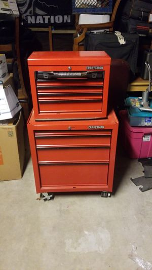 Craftsman Tool Cabinet for Sale in Long Beach, CA