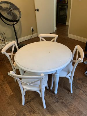 Restoration Hardware kids table and chairs for Sale in Clayton, CA