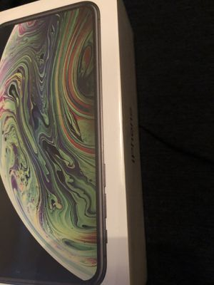 Apple iPhone XS unlocked new for Sale in Hayward, CA