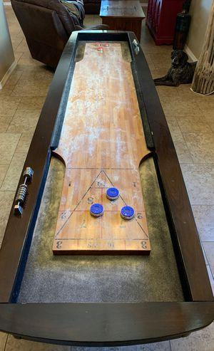 Shuffleboard table 10' for Sale in Gilbert, AZ