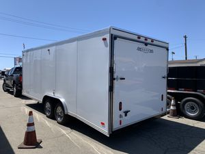 2020 Toy Hauler 8.5 x 20 ft Trailer for Sale in Los Angeles, CA