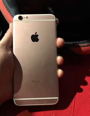 iPhone 6s plus for Sale in Pembroke Pines, FL