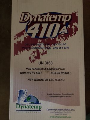 410a freon $80 for Sale in Bloomington, CA