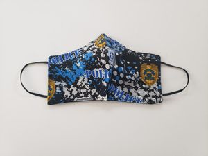Kids Police Face Mask Sz M for Sale in Corona, CA