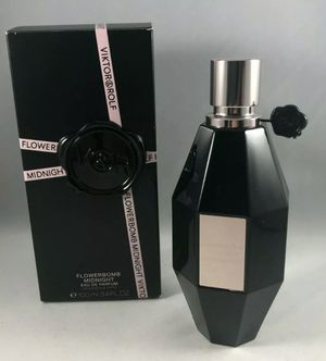Viktor and Rolf FlowerBomb Midnight Edp 3.4 oz/100ml for Sale in New Square, NY