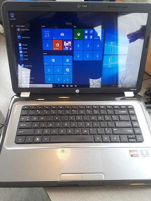 """Gray Laptop HP Pavilion g6 15"""" for Sale in Silver Spring, MD"""