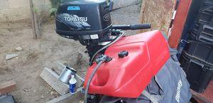 Outboar motor tohatsu 4 stroke for Sale in Los Angeles, CA