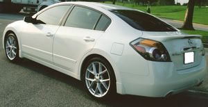 Oil changed 2007 Nissan Altima Clean good for Sale in Jersey City, NJ