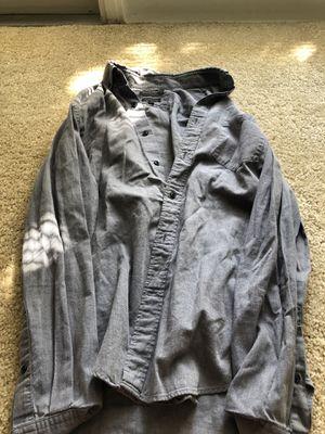 Men banana republic medium dress shirt for Sale in Fort Myers, FL