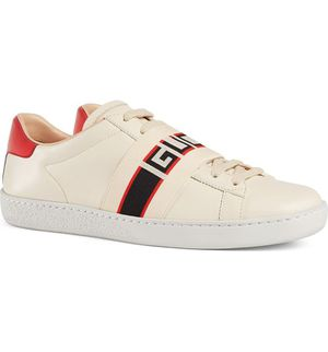 Mens gucci ace for Sale in Boston, MA