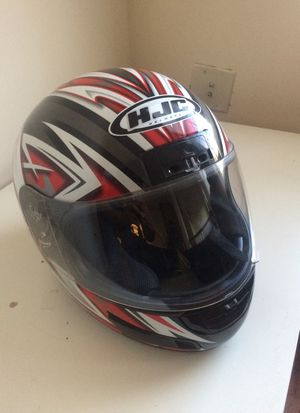 HLC Biker Helmet for Sale in Fairfax, VA