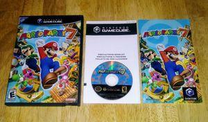 Mario Party 7 Nintendo GameCube for Sale in St. Petersburg, FL