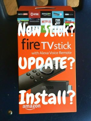 Amazon Fire TV Stick [ [neW] ] for Sale in San Diego, CA