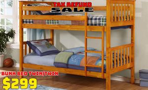 Twin Bunk Beds for Sale in Detroit, MI