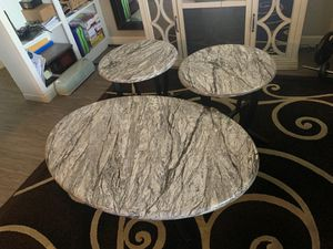 Coffee & End Tables for Sale in Sacramento, CA