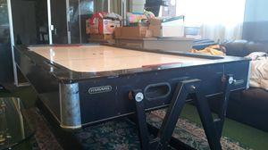 Harvard 2 in 1 reversible air hockey pool table for Sale in Vista, CA