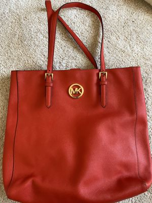 Michael Kors totes can put 13.3 inch Mac book in for Sale in Washington, DC