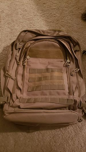 Backpack /bugout / military for Sale in Glendale, AZ
