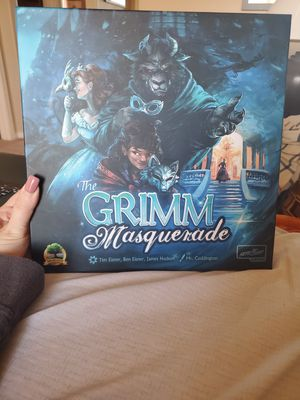 Grimm masquerade board game for Sale in Sun City West, AZ