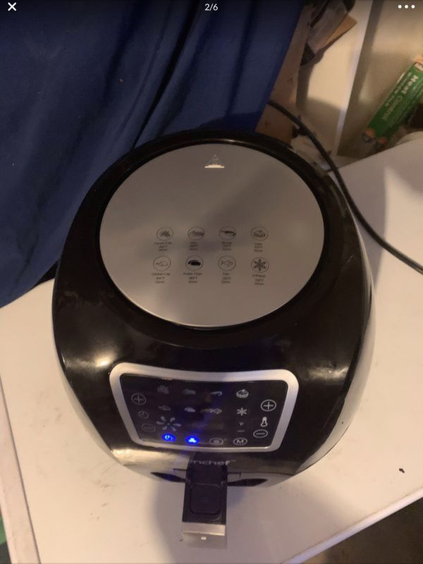 Zenchef Family Size 5 8 Qt 1800 Watts Perfect Condition