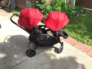 Contours options double stroller for Sale in Dearborn, MI