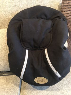 Cobertor para car seat se bebe for Sale in Pharr, TX