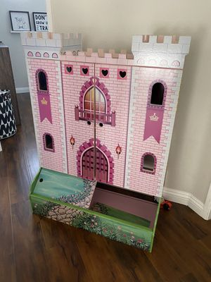 Toy castle for Sale in Corona, CA