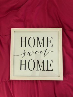 """""""HOME SWEET HOME"""" Wall Decor for Sale in Decatur, GA"""