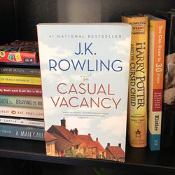 The Casual Vacancy - Book By J. K. Rowling for Sale in Houston,  TX