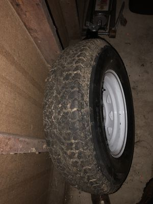 Trailer tire for Sale in Pasadena, MD