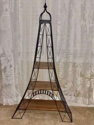 Eiffel tower decoration for Sale in Apex, NC
