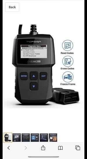 OBD2 Scanner Code Reader for Sale in Lancaster, CA